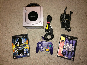 Nintendo GameCube Console + Games + Hookups EXCELLENT CONDITION
