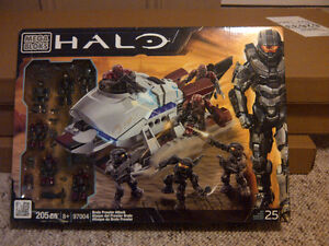 Mega Bloks HALO Brute Prowler Attack - BRAND NEW - UNOPENED