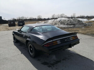 1981 Camaro z28.   Trade for 50s gm truck  or ?
