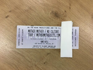 4 x Mother Mother tickets - Nelson