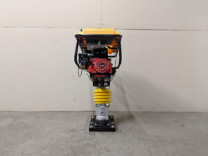 HOC RM80C TAMPING RAMMER JUMPING JACK 6.5 HP + 2 YEAR WARRANTY