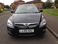 HYUNDAI I30 STYLE CRDI 2009 MODEL £30 A YEAR ROAD TAX BARGAIN!!!!!