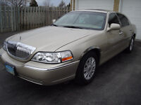 2007 Lincoln Town Car signature limited Familiale