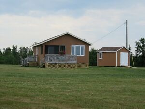 Waterfront Cottage, Murray Harbour PEI