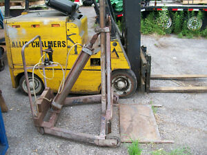 MODIFIED DUCT/PALLET LIFTER......AIR OPERATED Kingston Kingston Area image 2