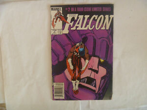 THE FALCON by Marvel Comics