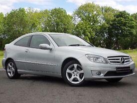 Mercedes-Benz CLC CLASS 1.8 CLC180 Kompressor SE 2dr (silver) 2008