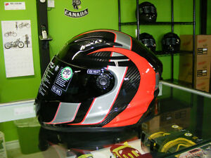Carbon Fiber Helmet - SUPER LIGHT - NEW at RE-GEAR