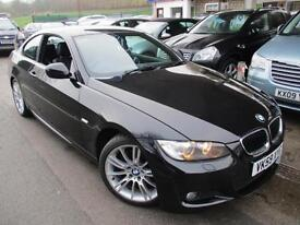2009 BMW 3 SERIES 320I M SPORT COUPE COUPE PETROL