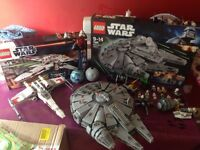 Star Wars Lego job lot