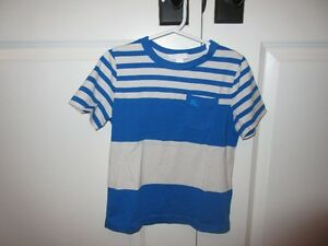Burberry t-shirt, size 6.