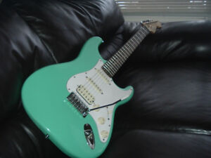 Beautiful Squier Stratocaster