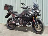 YAMAHA XT 1200 Z SUPER TENERE ADVENTURE TOURING COMMUTING MOTORCYCLE