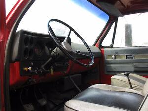 1974 Chev C65 Tandem Truck Strathcona County Edmonton Area image 5