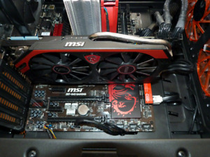 MSI Radeon R9 280X Gaming 3GB Twin Frozr
