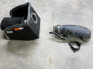 K&n cold air intake for 5.7 vortec