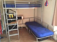 Jay-Be 3ft Metal Bunk Bed