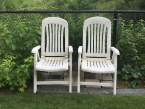 Quality Outdoor Patio Furniture -  Loungers + Chairs