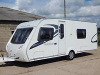 Sterling Eccles Ruby 90, 2010, 4 Berth, One Owner, Fixed Bed, End Washroom, VGC!