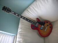 Les Paul style Copy electric guitar