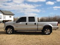 F-350 Diesel 4X4 ARP Studded! Selling Safetied!