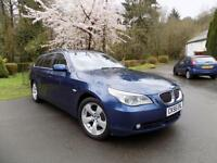 2006 BMW 5 SERIES 530D SE ESTATE DIESEL
