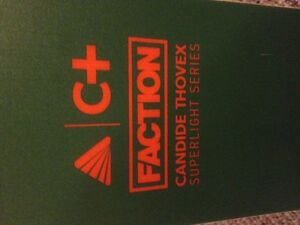 Faction Candide 4.0 Powder Skis Brand New