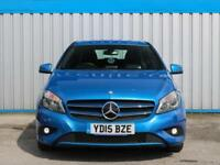 Mercedes A-Class 1.5 A180 Cdi Eco Edition Se 2015 (15) • from £52.84 pw