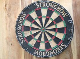 Rare or unique Strongbow Dart Board