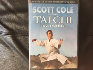 Tai Chi Training DVD - by Scott Cole BRAND NEW SEALED
