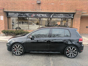 2012 VW GTI**DSG Highline Sport Edition**Accident Free**
