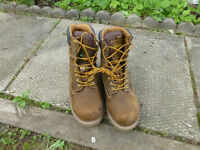 Dakota Work Boots size 9.5