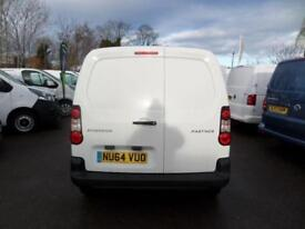 Peugeot Partner 850 S 1.6 Hdi 92 Van DIESEL MANUAL WHITE (2014)