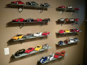 Die Cast 1:18 Scale Exotic Model Car Collection