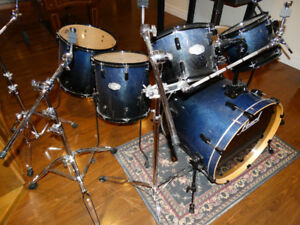 Pearl VBX All-Birch 6-Piece Drum Kit with Hardware