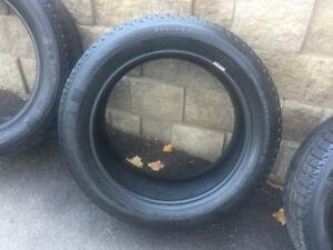 4 pneus hiver 255/50r19 Michelin Latitude Xice2   Top Shape 9/32