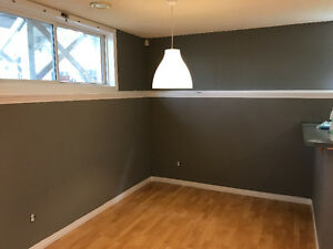 For Rent Freshly Rennovated Basement Suite W/ Private Entrance