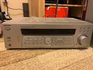 Sony STR K740P Receiver with 5 Speakers and Subwoofer $75 OBO