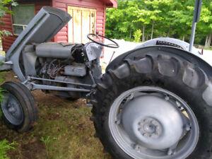 1950 Ferguson tractor
