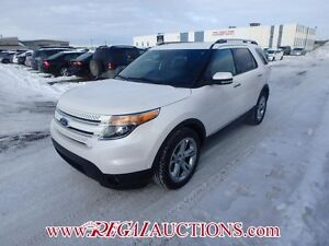 2015 FORD EXPLORER LIMITED 4D UTILITY AWD V6 3.5L LIMITED