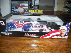 Dale Earnhart Oylimpic Set  Diecast