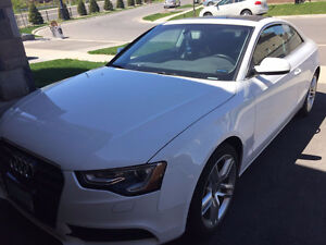 2013 Audi A5 quattro Coupe (2 door)