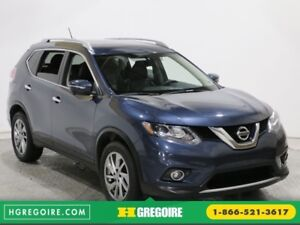 2015 Nissan Rogue SL AWD MAGS TOIT OUVRANT PANORAMIQUE 360 CAM C