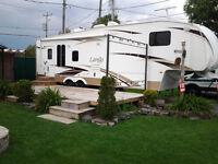 CARAVANE A SELLETTE/FIFTH WHEEL