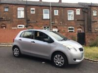 **56 2007 Toyota Yaris Manual 1.0 Petrol 12 Month Mot 5 Door Hatchback**