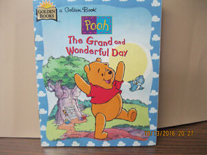 POOH     THE  GRAND   AND  WONDERFUL   DAY
