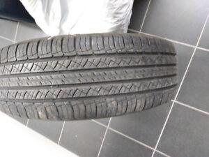 3 tires 225 75 r17. $40.00 each