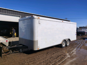 2008 Interstate Load runner car hauler / cargo trailer