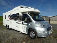 Swift Kontiki 669 4 berth island bed coachbuilt motorhome for sale ref 16079