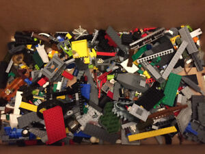 Loose LEGO Bricks